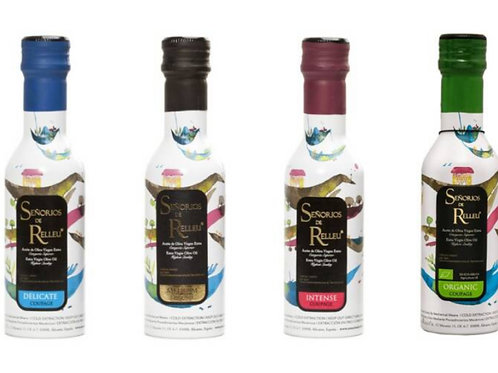 Set 4 x 250 ml Coupage Extra Virgin Olive Oil
