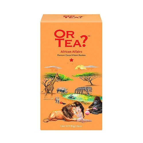"Or Tea? Refill ""African Affairs"" - 100g"