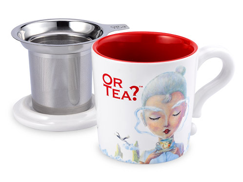 Or Tea? Keramische Mok