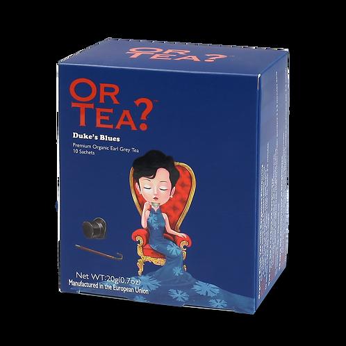 """Or Tea? 10-sachet Box """"Duke's Blues"""""""