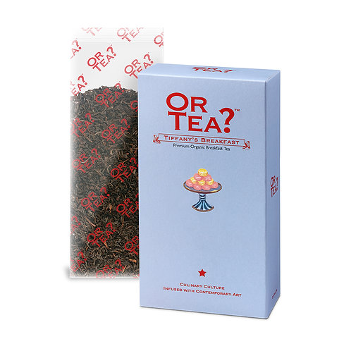 "Or Tea? Refill ""Tiffany's Breakfast"" - 100g"