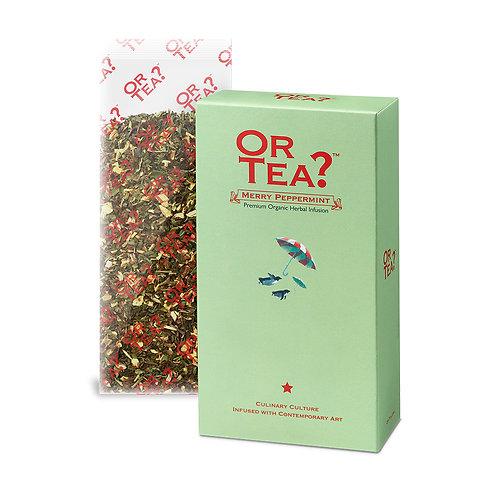 "Or Tea? Refill ""Merry Peppermint"" - 75g"