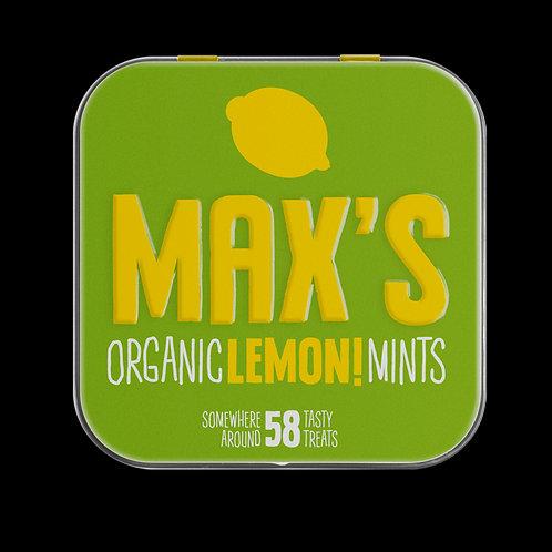 Max's Lemon Mints