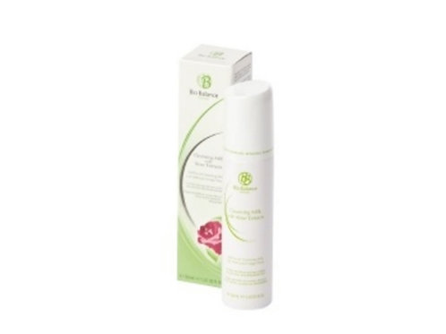 Bio Balance -  Cleansing Milk with Rose Extracts - 150 ml