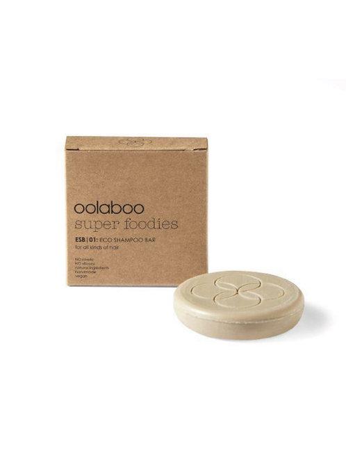 Oolaboo Eco Shampoo Bar - 70g