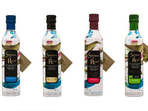 Set 4 x 500 ml Coupage Extra Virgin Olive Oil