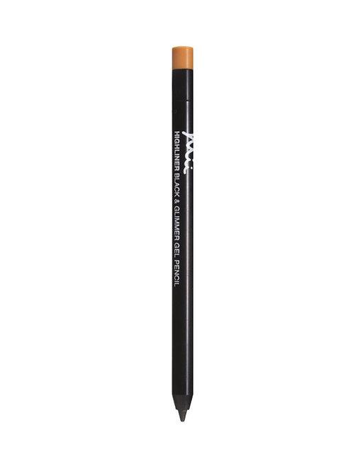 Mii Highliner Black and Glimmer Gel Pencil