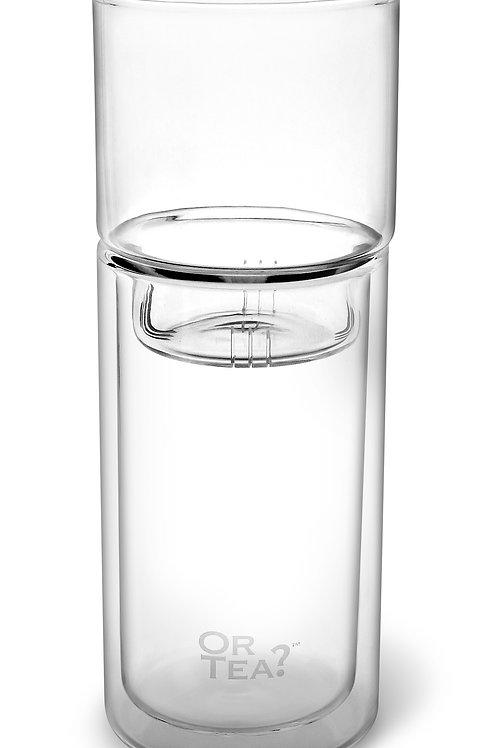 Or Tea? The Glassier