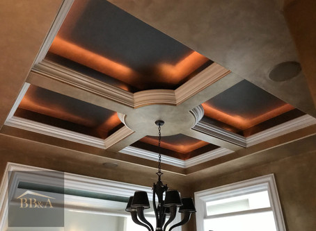 Ceilings-The 5th Wall of Your Room!