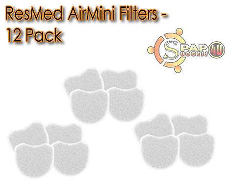 ResMed AirMini Filters - 12 Pack