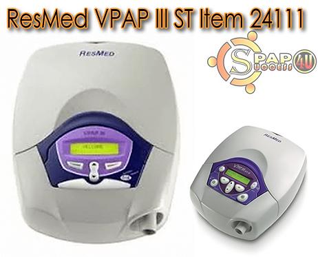 ResMed VPAP III ST Item 24111