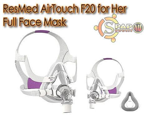 ResMed AirTouch F20 for Her Full Face Mask