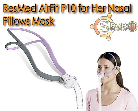 ResMed AirFit P10 for Her Nasal Pillows Mask