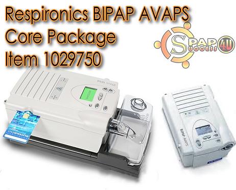 Respironics BIPAP AVAPS Core Package Item 1029750