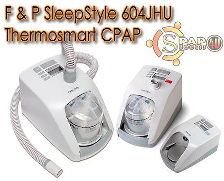 F & P SleepStyle 604JHU Thermosmart CPAP
