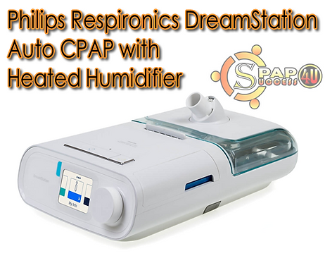 Philips Respironics DreamStation Auto CPAP w/ Heated Humidifier