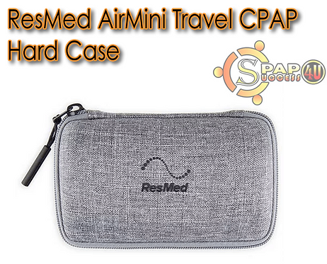 ResMed AirMini Travel CPAP Hard Case