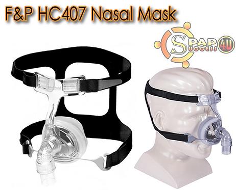 F&P HC407 Nasal Mask