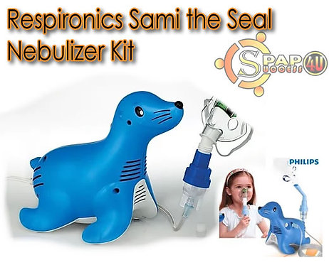 Respironics Sami the Seal Nebulizer Kit
