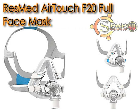 ResMed AirTouch F20 Full Face Mask