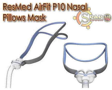 ResMed AirFit P10 Nasal Pillows Mask