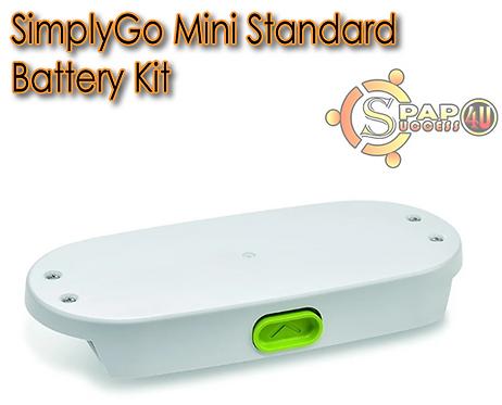 SimplyGo Mini Standard Battery Kit