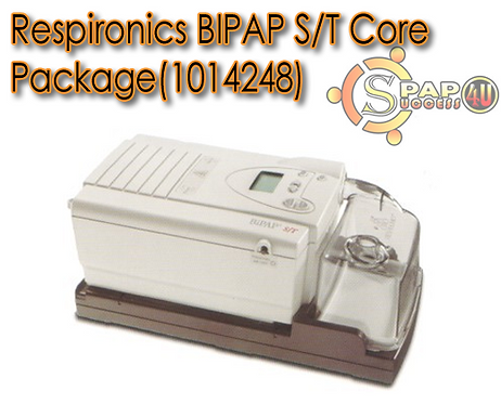 Respironics BIPAP S/T Core Package Item 1014248