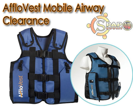 AffloVest Mobile Airway Clearance
