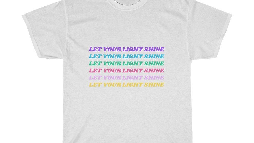 Let Your Light Shine Women's T-Shirt
