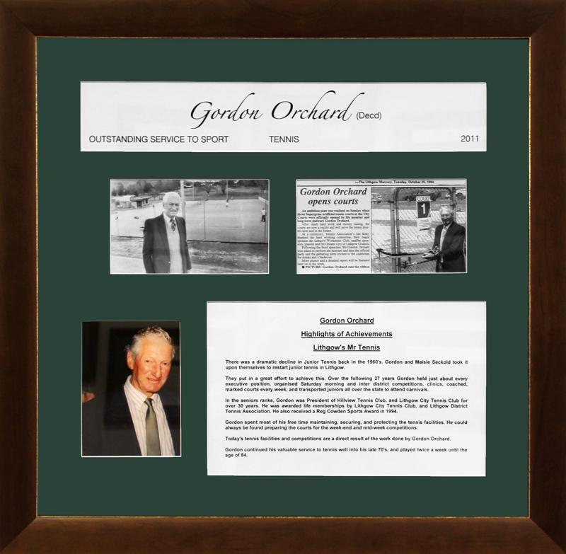 Gordon Orchard
