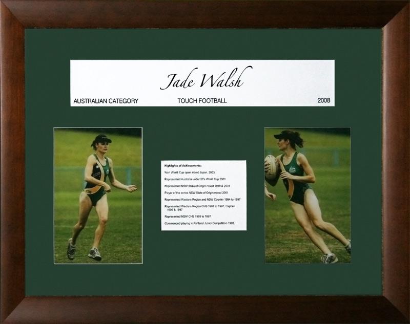 Jade Walsh