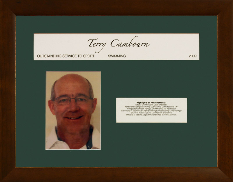 Terry Cambourn