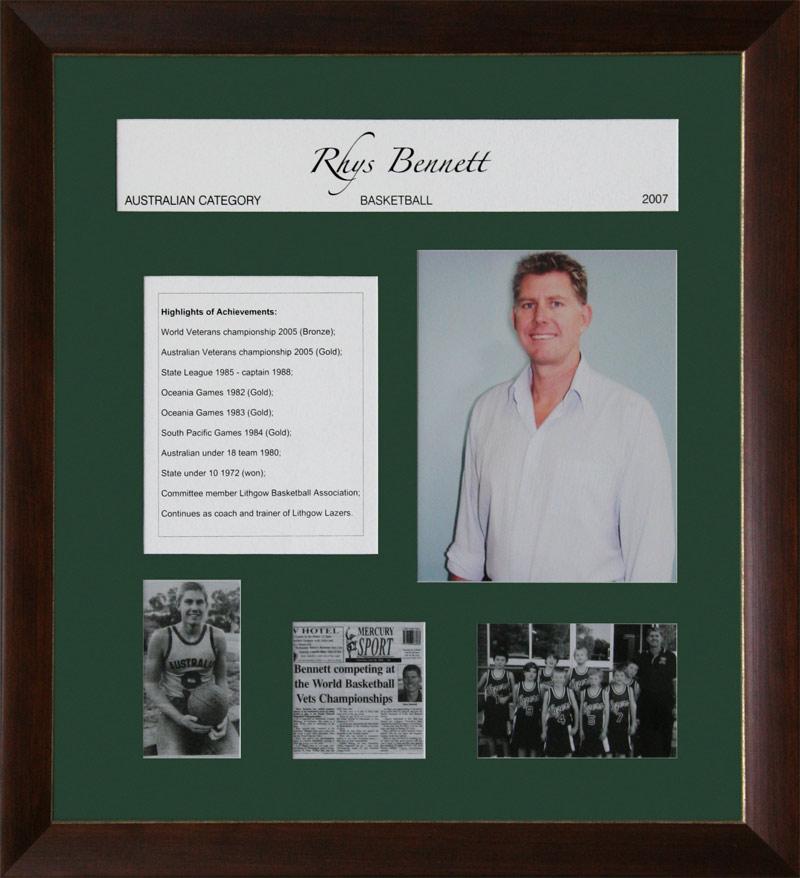 Rhys Bennett