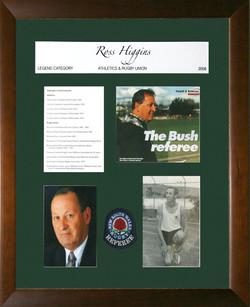 Ross Higgins