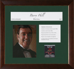 Barry Hill