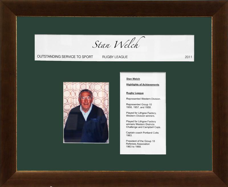 Stan Welch
