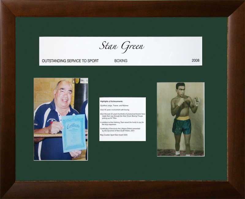 Stan Green