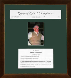 Raymond 'Jim' Champion