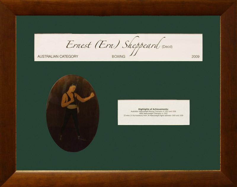 Ernest Sheppeard