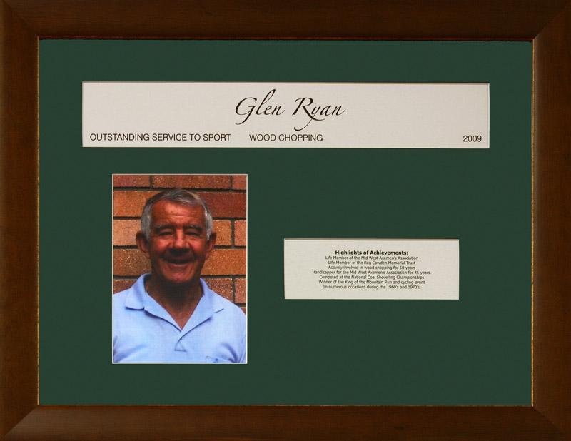 Glen Ryan