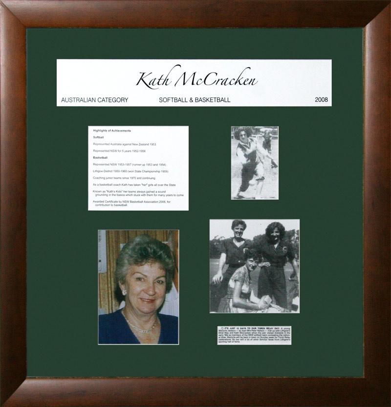 Kath McCracken