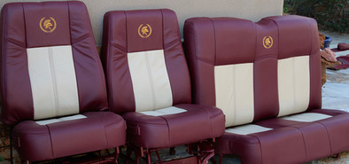 New Piper Seats