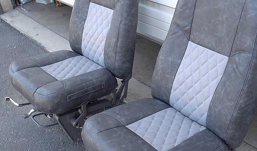 Custom Airplane Interior 1