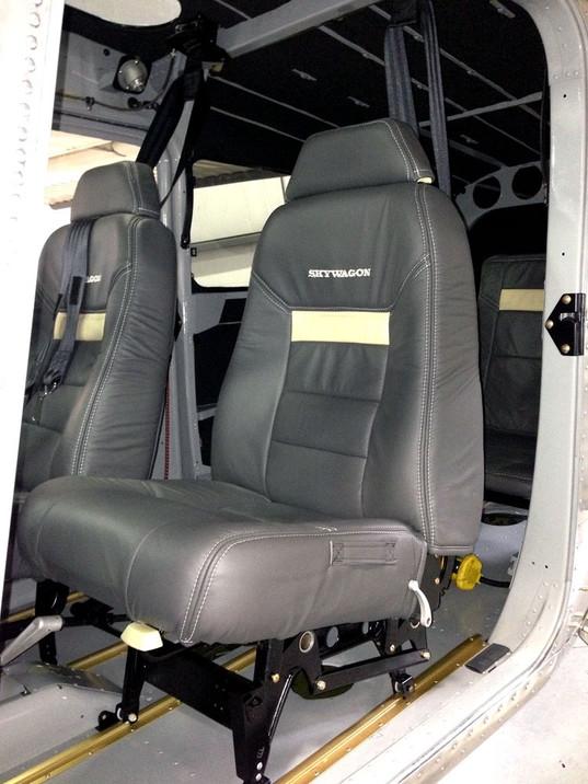 New Cessna Seats