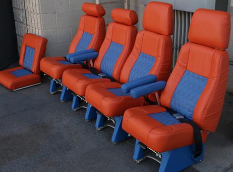 Custom Cessna Seats