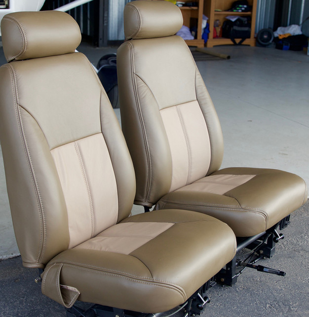 Cessna Interior Upgrade