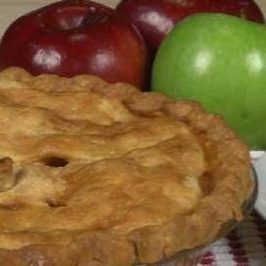Make an Apple Pie via Zoom