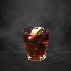 Bulleit and Berries $12