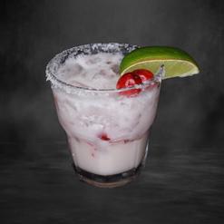 Coconut Cran Margarita $12