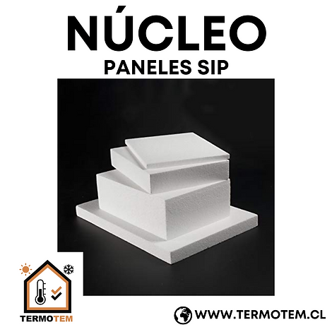 Núcleo - Alma Paneles SIP